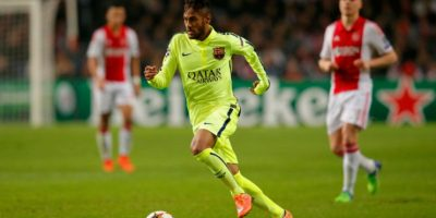 Es titular indiscutible del Barça Foto:Getty