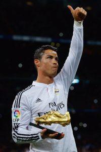 Según la revista Forbes, para junio de este año el jugador del Real Madrid había ganado 80 millones de dólares. Foto:Getty