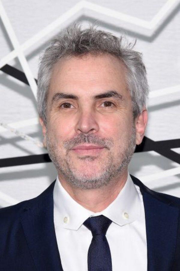 Alfonso Cuarón tiene 52 años Foto:Getty Images