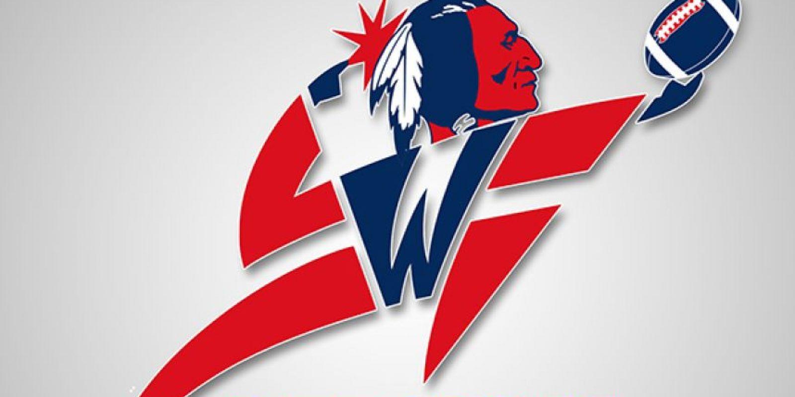 Wizards de Washington y Redskins de Wshington Foto:DaylySnark