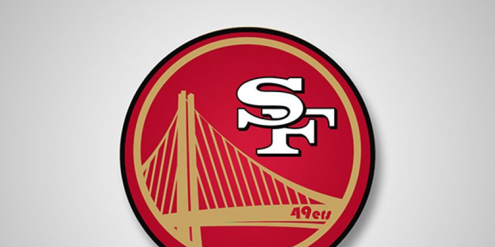 Golden State Warriors y San Fransisco 49ers Foto:DaylySnark
