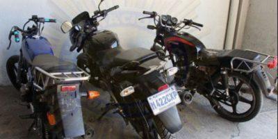 Desarticulan banda dedicada al robo de motocicletas