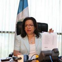 Nora Segura dejó el cargo el 17 de octubre. Foto:Archivo