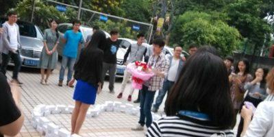 Foto:Weibo.com