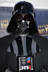 Posteriormente, James Earl Jones prestó su voz a Darth Vader de Star Wars. Foto:Getty Images