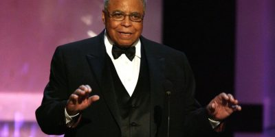 Earl Jones no siempre fue dueño de esta icónica voz. Foto:Getty Images