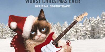 """""""Grumpy Cat's Worst Christimas Ever"""" (Grumpy Cat, la peor Navidad de la historia). Foto:Instagram/Grumpy Cat"""