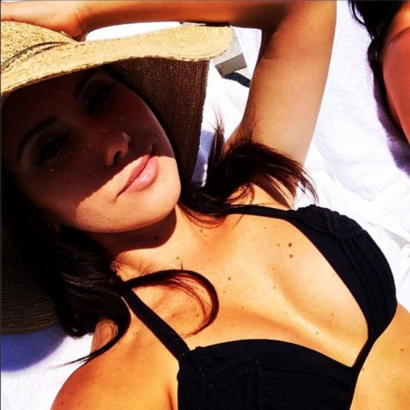 Su belleza la llevó a posar para la famosa revista Foto:Instagram: @jennifersterger