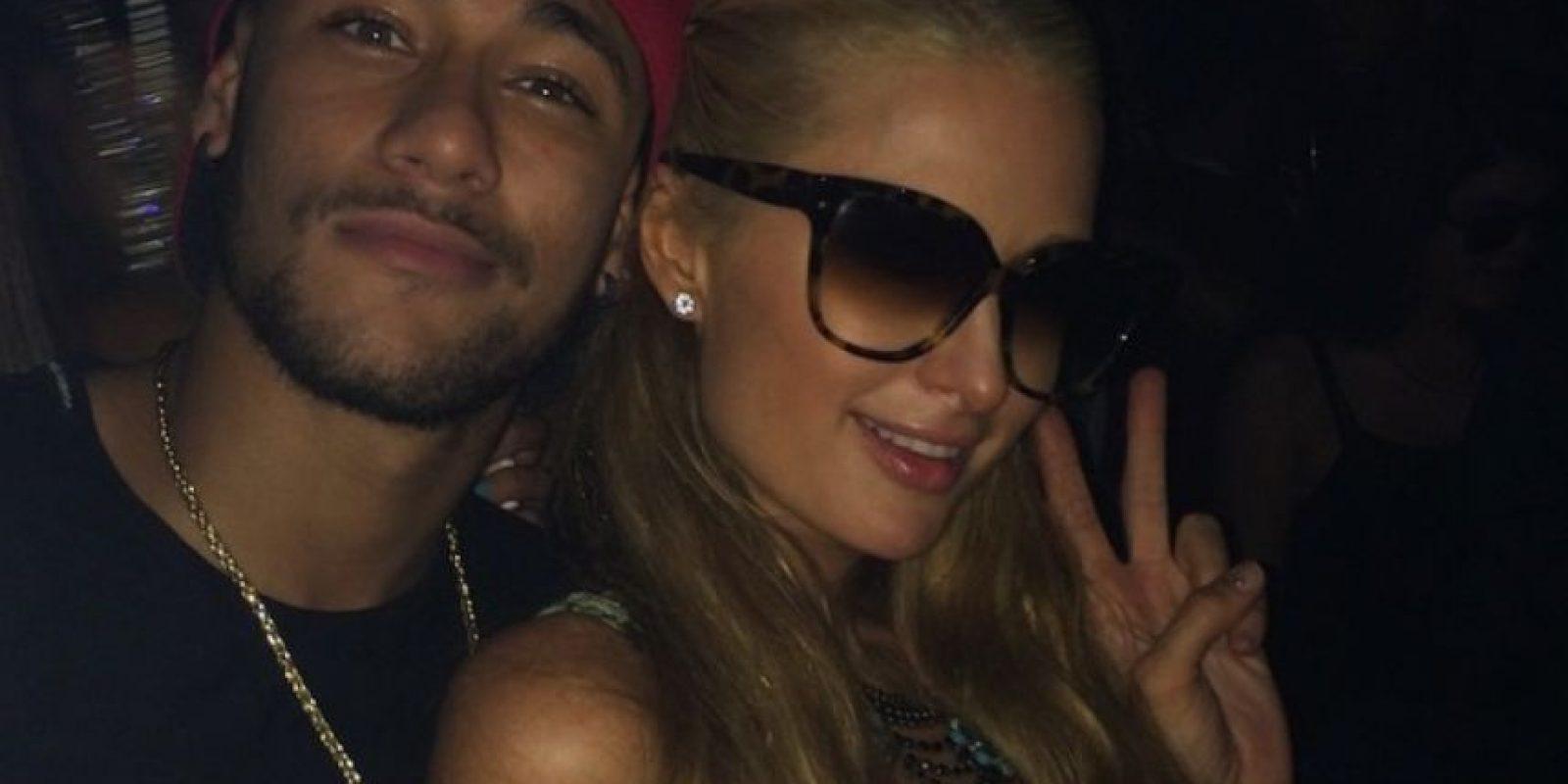 Neymar gusta de utilizar gorras en su look Foto:Instagram: @ neymarjr