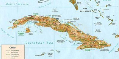 En junio 2010, China firmó un contrato con Raúl Castro para la inversión de seis mil millones de dólares en la refinería Cienfuegos, la más grande de la isla. Foto:Wikipedia