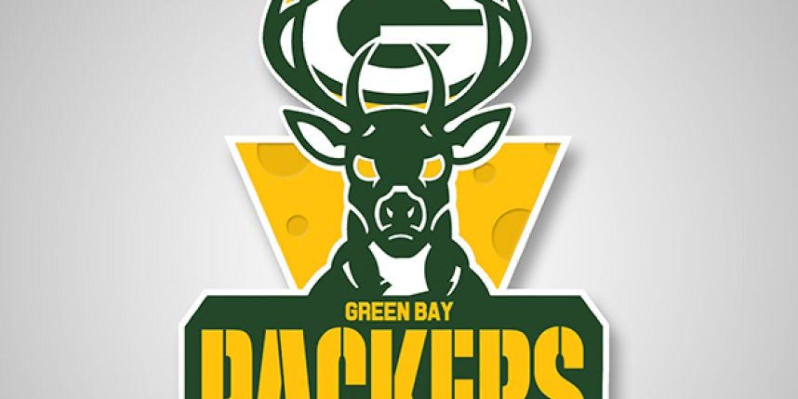 Milwaukee Bucks y Green bay Packers Foto:DaylySnark