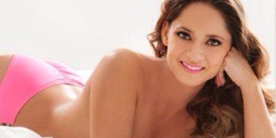 La también actriz mexicana se desnudó para Playboy en 2010 Foto:Instagram: @elbajimeneznews