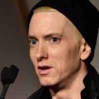 Ella aún no responde a las declaraciones de Eminem Foto:Getty