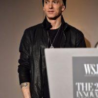 Christina Aguiler respondió en una canción a las amenazas y burlas de Eminem Foto: Getty