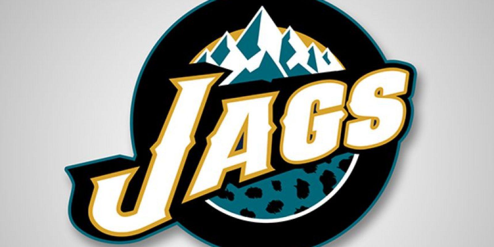 Utah Jazz y Jacksonville Jaguars Foto:DaylySnark