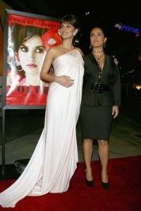 Salma Hayek y Penélope Cruz Foto:Getty