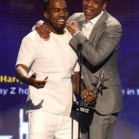 Kanye West y Jay Z Foto:  Getty