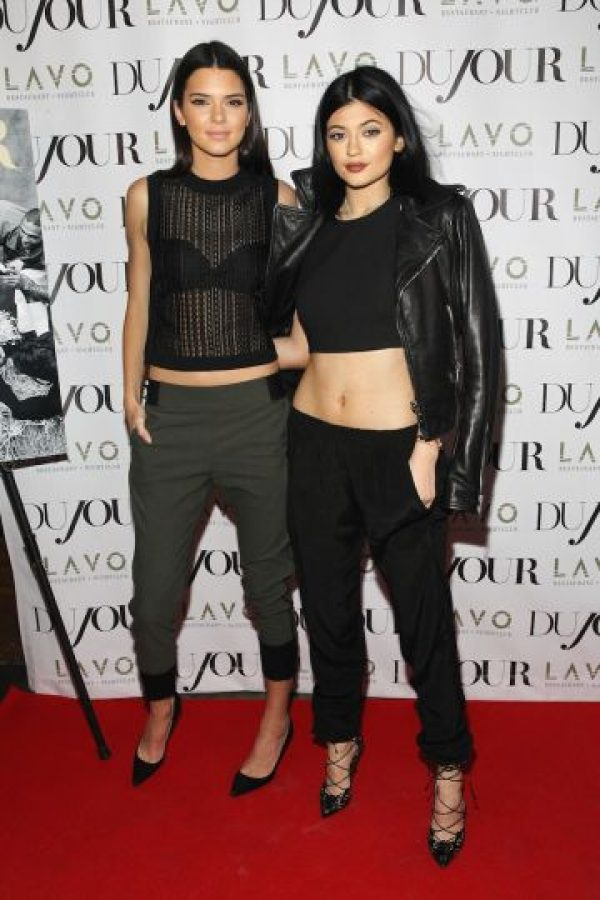 Kendall y Kylie Jenner Foto: Getty