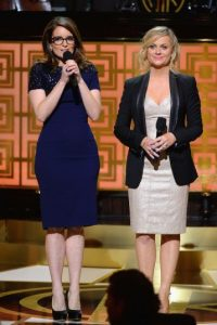 Tina Fey y Amy Poehler Foto: Getty