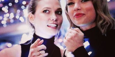 Taylor Swift y Karlie Kloss Foto:TaylorSwift vía Instagram
