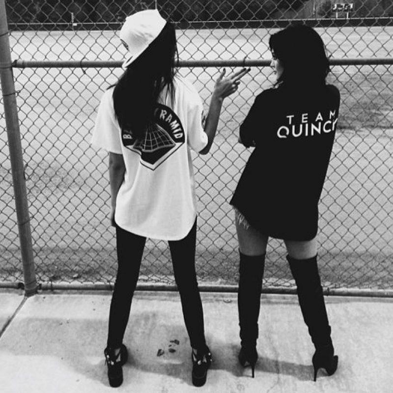 Kendall y Kylie Jenner Foto:KendallJenner vía Instagram