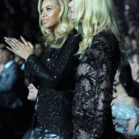 Gwyneth Paltrow y Beyonce Foto: Getty