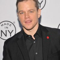 Matt Damon Foto: Getty
