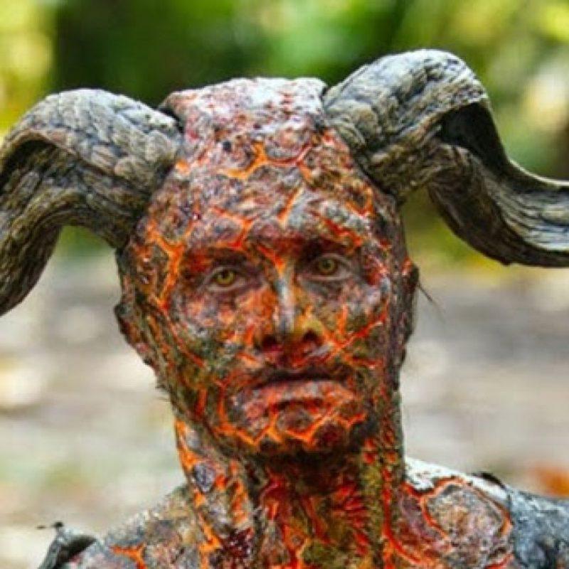 Aquí finalmente vemos los cuernos este personaje. Foto:Google+ /Daniel Radcliffe