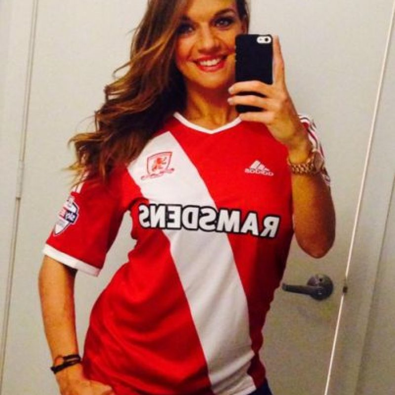 Formó parte de la cadena BeIN Sports en el Mundial de Brasil Foto:Twitter: @KayLMurray