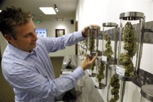 La legalización permitiría ganancias milmillonarias en impuestos. Información: Mic.com Foto:AP