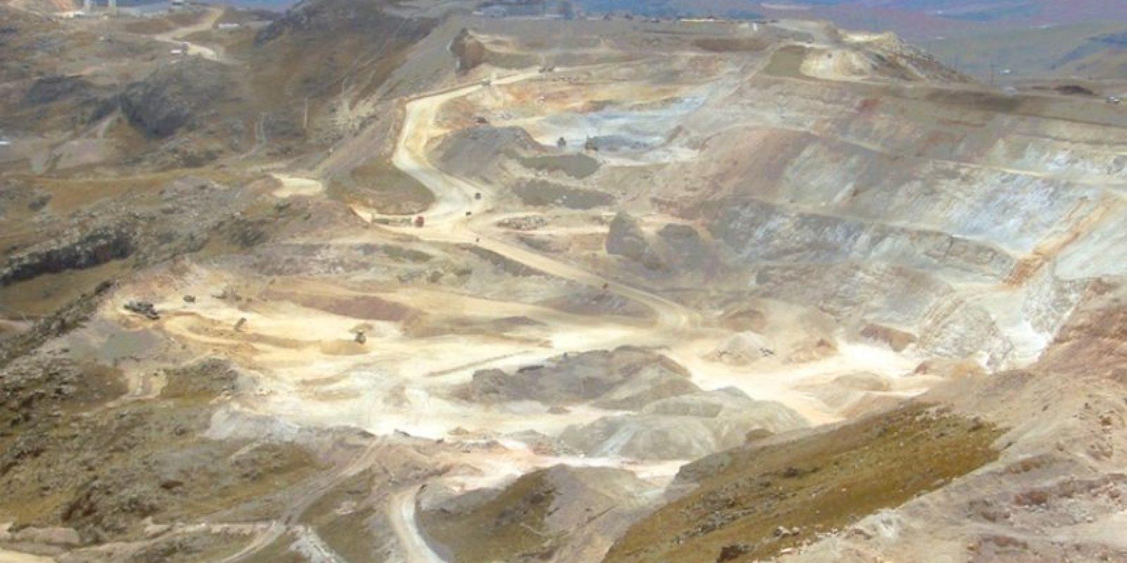 En 2015, Las Bambas comenzará la producción de cobre. Con esta compra, el país de Asia se ha adueñado de un tercio del sector minero de Perú. Foto:Wikipedia