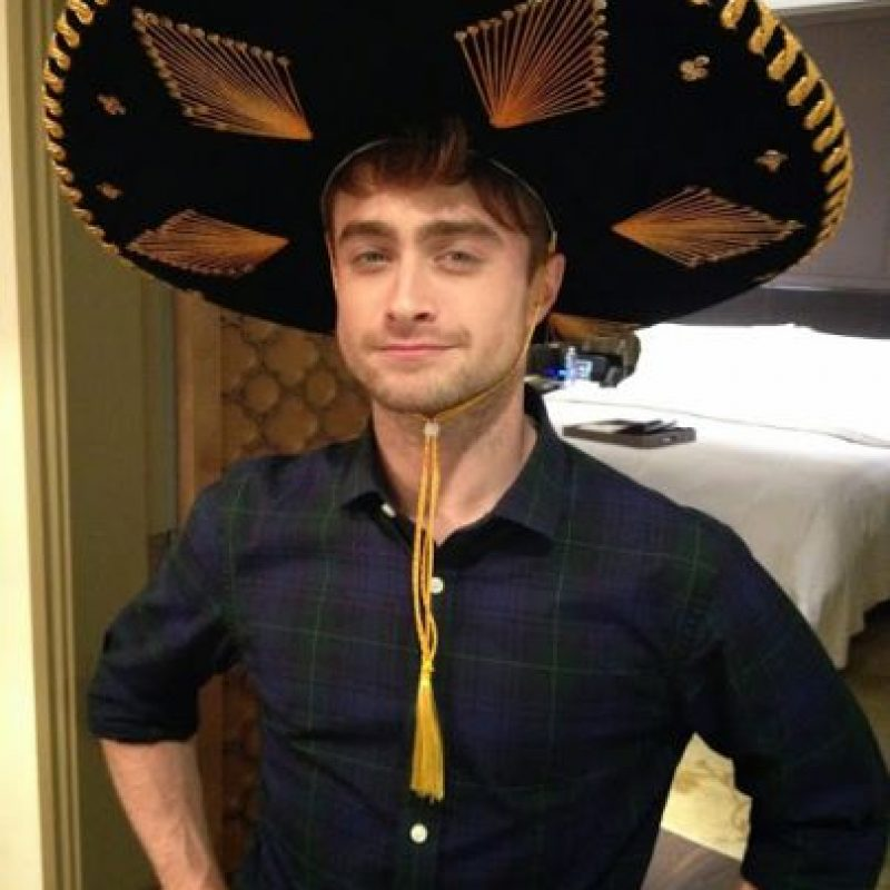 Foto:Google+ /Daniel Radcliffe