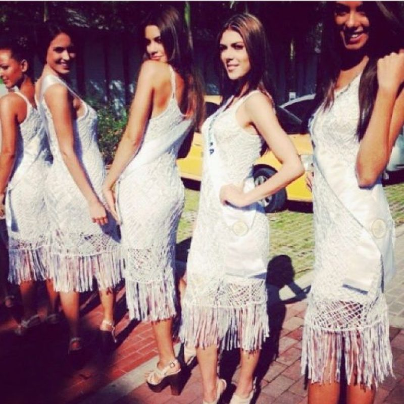 Ellas usan todo lo que está de moda Foto:Twiter/ReinadoColombia/Facebook
