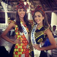 Algunos son Lia Samantha Foto:Twiter/ReinadoColombia/Facebook