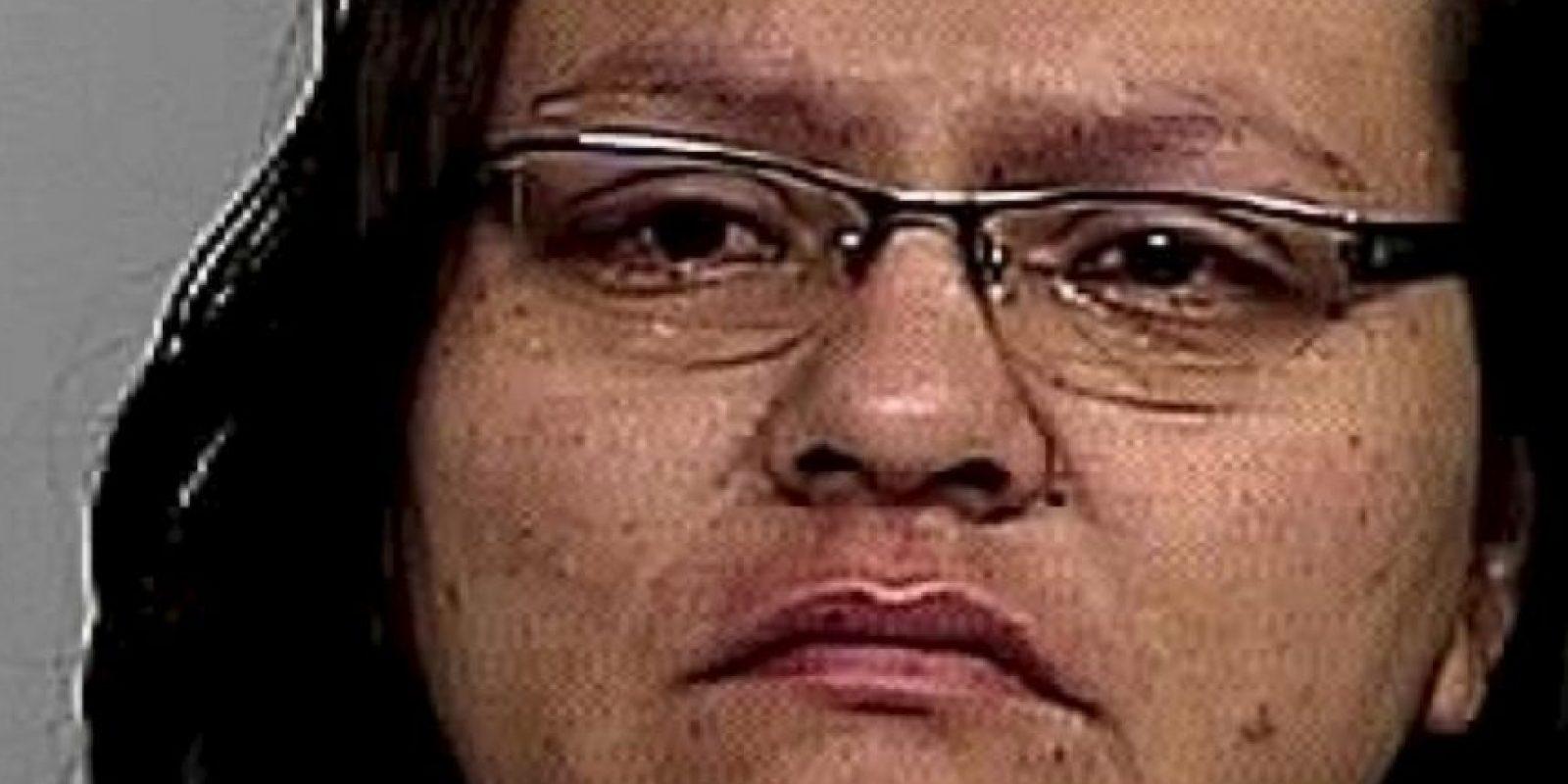 Sunnona Marie Hink no entró a robar a una casa. Solo quería declarar su amor a su dueña. Foto:Policía de Casper