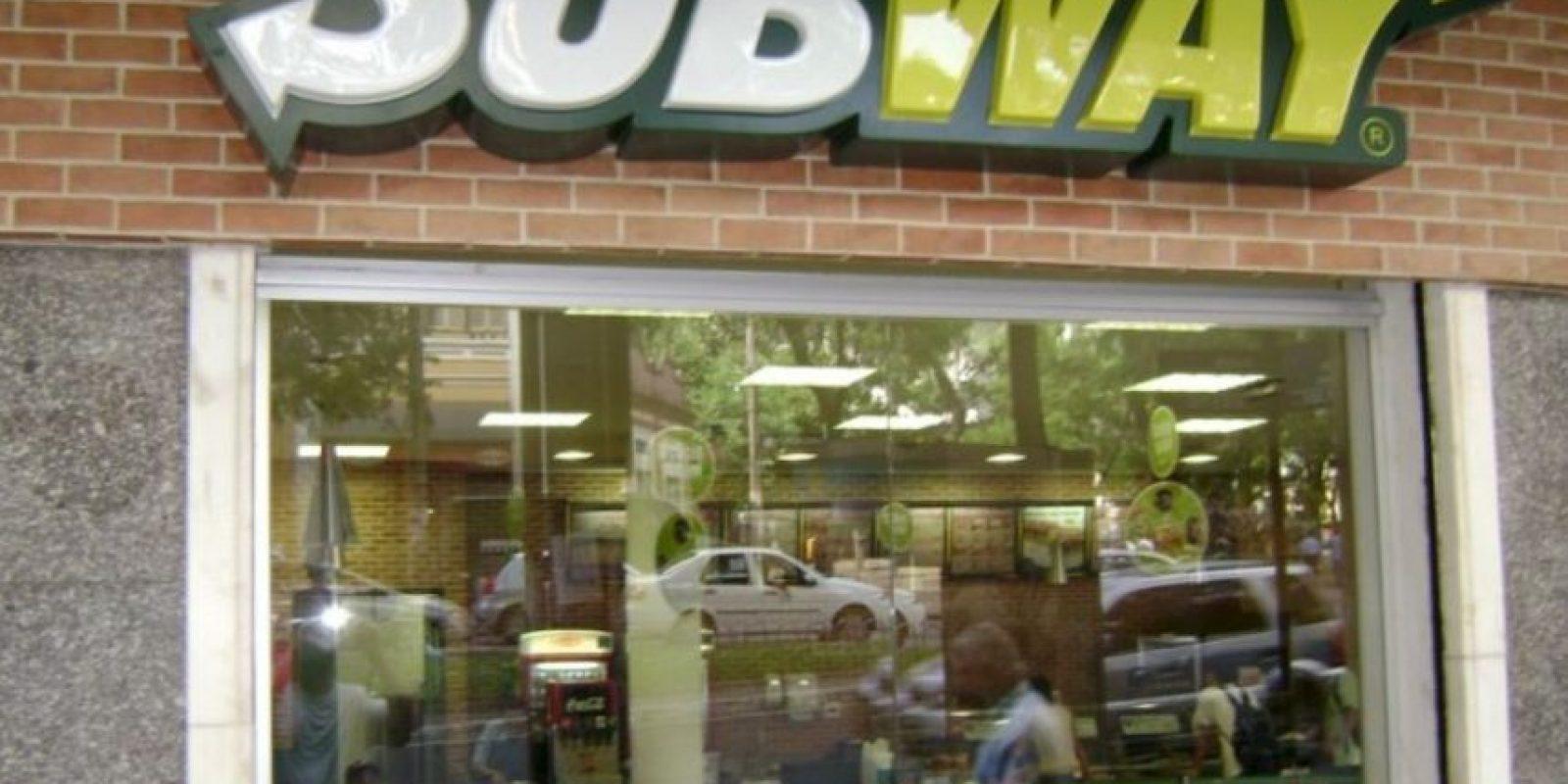 Un hombre asaltó cuatro Subways porque su dieta de sándwiches no funcionó. Foto:Getty Images