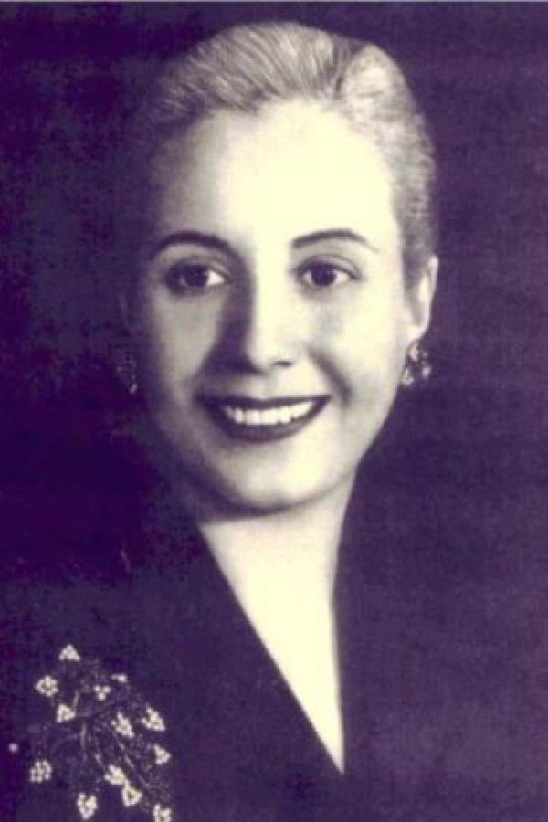 También el cadáver de Eva Perón Foto:Wikipedia