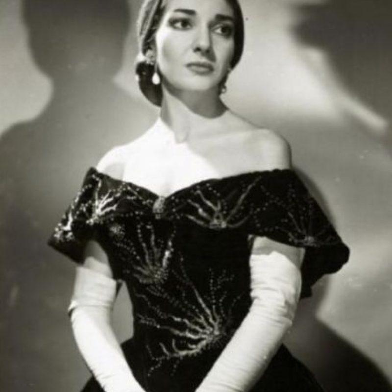 Lo mismo pasó con el cadáver de María Callas Foto:Wikipedia