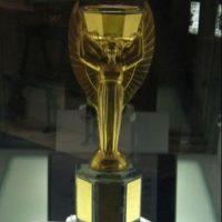 La Copa Jules Rimet nunca apareció Foto:Wikipedia