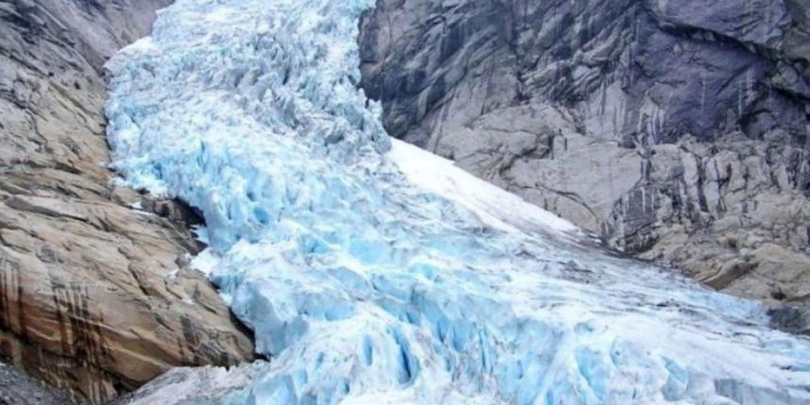 Robaron hielo glaciar para cocteles Foto:Wikipedia