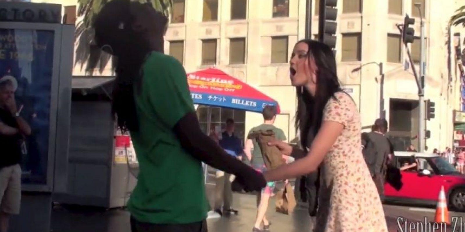 """""""Sea real o no, los hombres quieren tener sexo y lo único que ella hizo fue jugar con nuestros impulsos"""". Foto:Captura de pantalla"""
