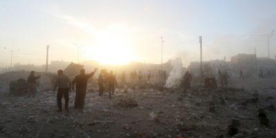 Este indicó que enviará mil 500 nuevos soldados. Foto:AFP