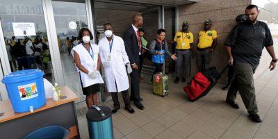 6. Se han reportado casos de Ébola en Estados Unidos y en España. Foto:AFP