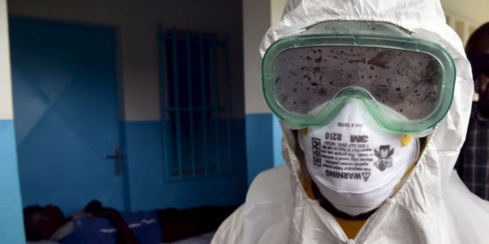 9. El virus se detectó por vez primera en 1976. Foto:AFP