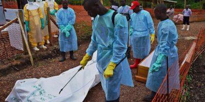 7. África Occidental ha sido el área más afectada por el mortal virus. Foto:AFP