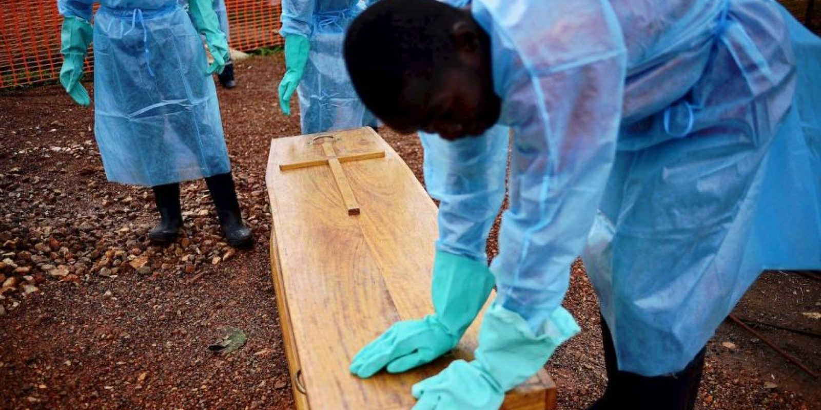 2. Los brotes de enfermedad por el virus del Ebola (EVE) tienen una tasa de letalidad que puede llegar al 90%. Foto:AFP
