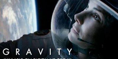 "Sandra Bullock en ""Gravity"" Foto:Facebook"