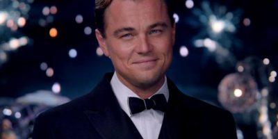 """Leonardo DiCaprio en """"The Great Gatsby"""" Foto:Facebook"""