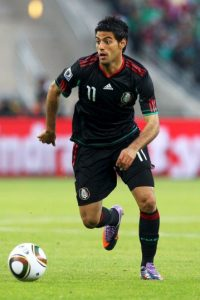 Carlos Vela (México) Foto: Getty Images