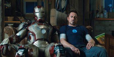 "Robert Downey Jr. en ""Iron Man"" Foto:Facebook"